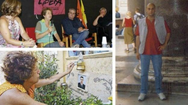 intervista, liliana esposito, locri, massimiliano carbone, omicidio, Reggio, Archivio