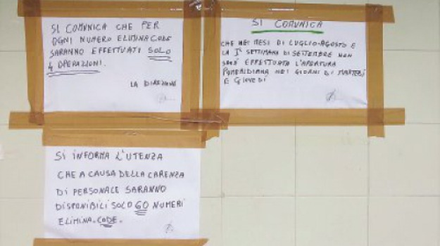 asp 5, medico, Messina, Archivio