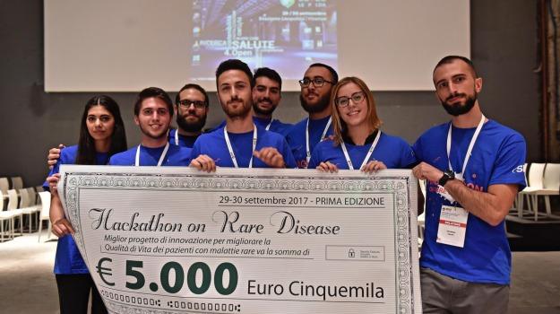 Hackathon on Rare Disease, malattie rare, salute, Sicilia, Archivio