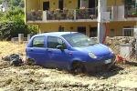 Messina, danni contenuti