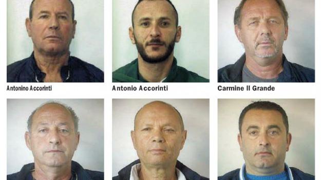 condanne, costa pulita, mafia del turismo, Catanzaro, Calabria, Archivio