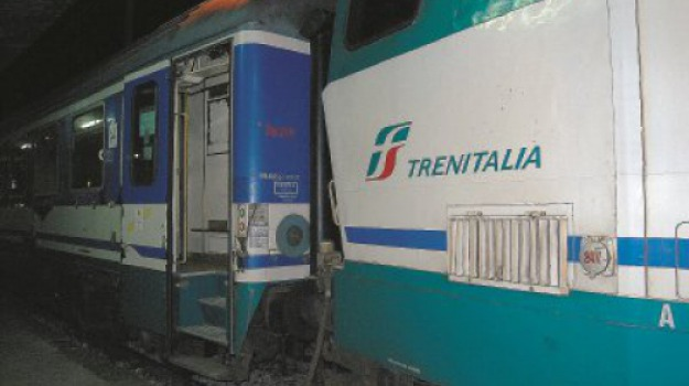 fs, intercity, lunga percorrenza, trenitalia, Messina, Sicilia, Archivio