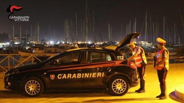 Arrestato maghrebino, pena definitiva, vittoria, Sicilia, Archivio