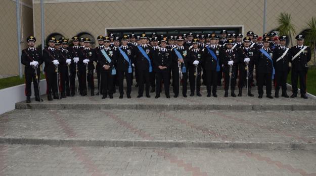 carabinieri, catanzaro, giuramento, Catanzaro, Archivio