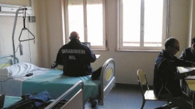 carabinieri, clinica, controlli, cristo re, ispettorato del lavoro, Messina, Archivio