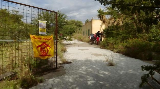 occupazione pubblica, parco aldo moro, unione inquilini, Messina, Archivio