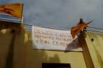 Le foto dell'occupazione del Parco Moro