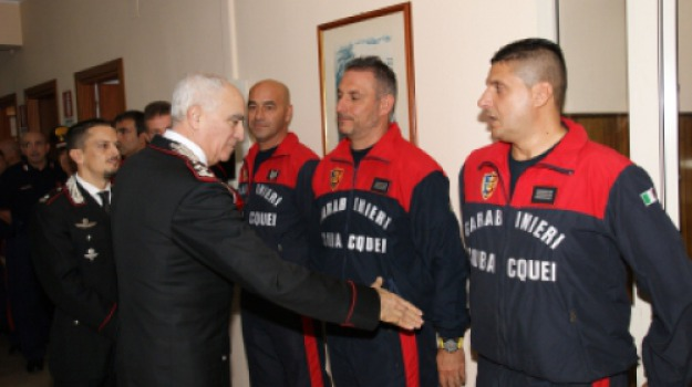 carabinieri, messina, stretto, tullio del sette, Messina, Sicilia, Archivio