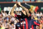 Il Crotone pareggia in casa con il Torino: 2-2