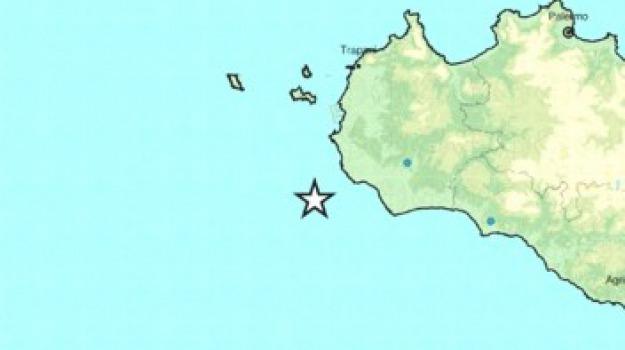 terremoto, trapani, Sicilia, Archivio