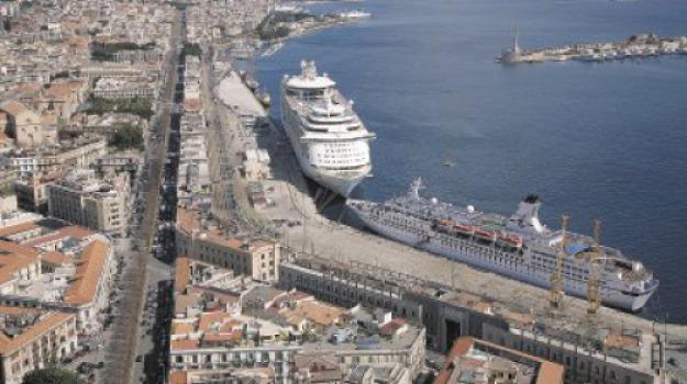 delrio, messina, zes autorità portuale, Messina, Sicilia, Archivio