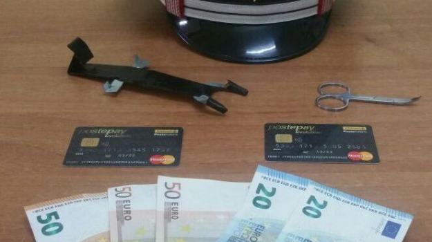 bancomat, bova, reggio, romeni, Reggio, Calabria, Archivio