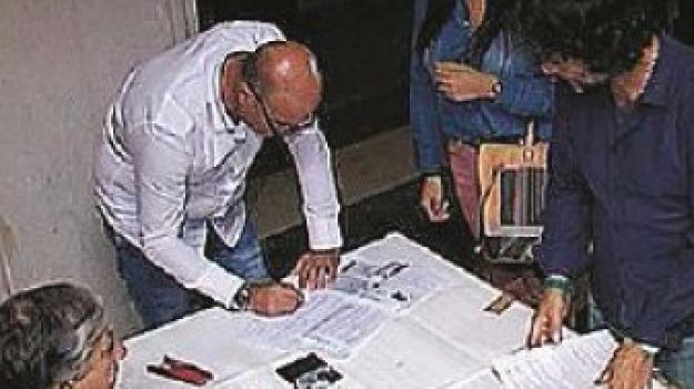 elezioni regionali, messina, scrutatore, Messina, Archivio