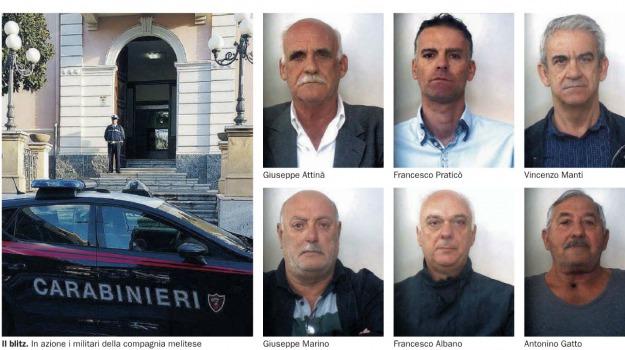assenteismo, domiciliari, melito, Reggio, Calabria, Archivio