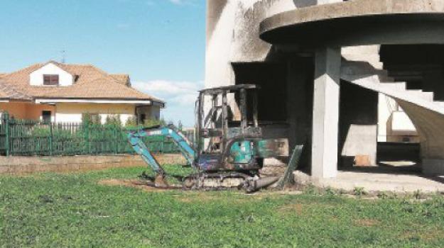 alcamo, cantiere, estorsione, vibo, Catanzaro, Calabria, Archivio