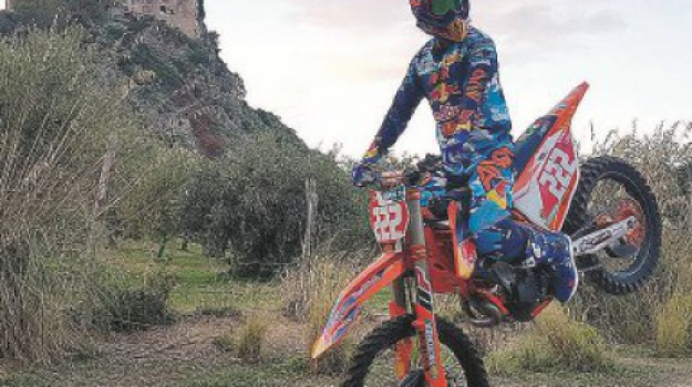 Antonio Cairoli, motocross, patti, Messina, Archivio