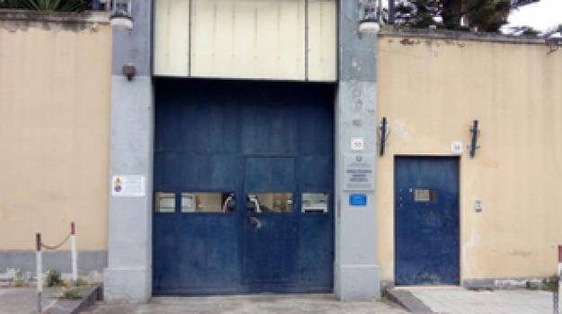 barcellona, carcere, detenuti, evasione, Messina, Archivio