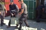 Maxisequestro cocaina, il video della finanza