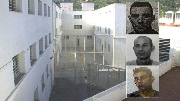 carabinieri, carcere, evasi, favignana, trapani, Sicilia, Archivio, Cronaca