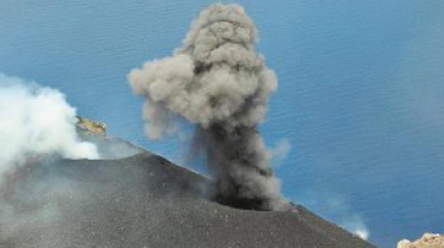 eolie, stromboli, vulcano, Messina, Sicilia, Archivio