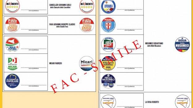 5 novembre, come si vota, regionali 17, sicilia, Messina, Sicilia, Archivio