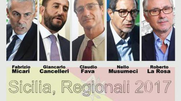 elezioni regionali, exit poll, sicilia, Messina, Sicilia, Archivio