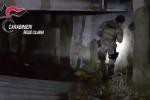 Omicidio Canale, il video degli arresti