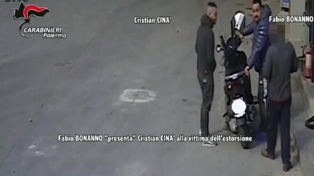 arrestati, borgo vecchi, mafia, palermo, Sicilia, Archivio
