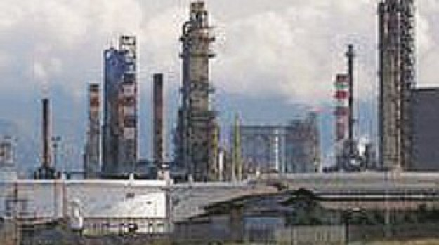 amianto, milazzo, raffineria, Messina, Sicilia, Archivio
