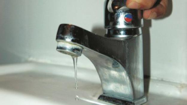 acqua, crisi idrica, rende, Cosenza, Archivio