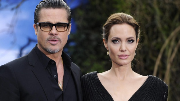 Separazione Angelina Jolie e Brad Pitt, Angelina Jolie, Brad Pitt, Sicilia, Società