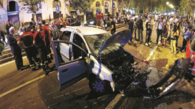 incidente stradale, lorena mangano, messina, testimone, Messina, Sicilia, Archivio