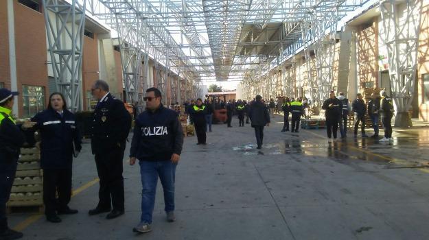 mercato, mortara, ortofrutticolo, Reggio, Archivio