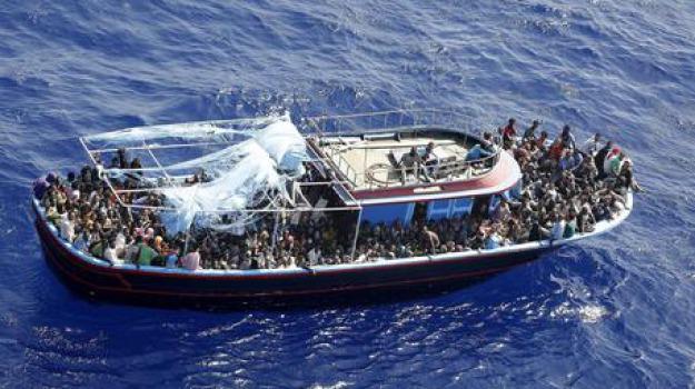 incinta, migranti, siracusa, Sicilia, Archivio