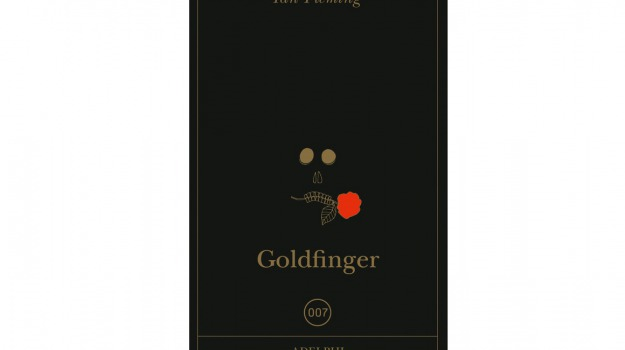 goldfinger, ian fleming, IoLeggo