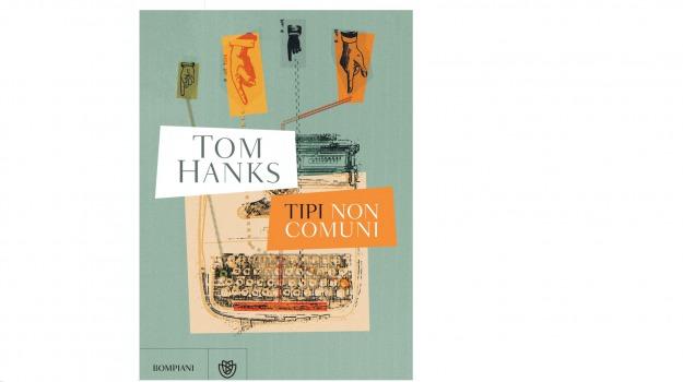 libro, racconti, tom hanks, IoLeggo