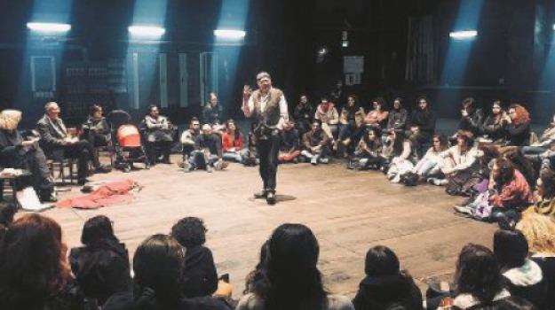 avanguardia, teatro, Carlo Quartucci, Messina, Sicilia, Cultura