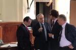 De Luca in tribunale/VIDEO