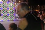 Piazza Cairoli, inaugurato l'albero di Natale