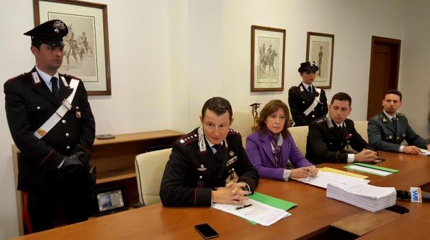 carabinieri, messina, tribunale patti, truffe all'inps, Messina, Sicilia, Archivio