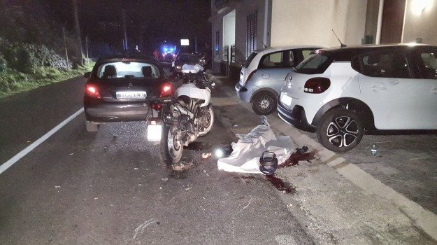 incidente mortale, rodia, Messina, Archivio