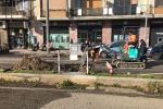 Messina, lavori sul viale Giostra: domani divieto di transito su un tratto di viale della Libertà
