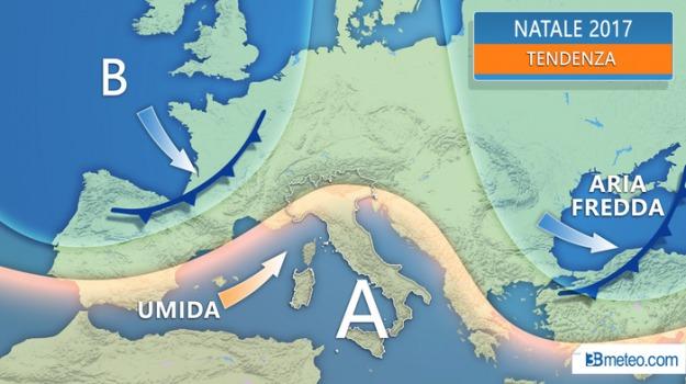 natale, previsioni meteo, Sicilia, Archivio