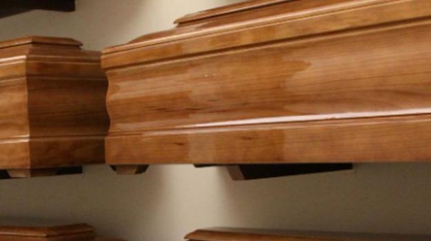 funerali, paternò, uccide anziani, Sicilia, Archivio