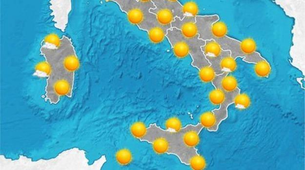 calabria, catanzaro, cosenza, crotone, messina, natale, previsioni meteo, reggio, sicilia, vibo valentia, Messina, Calabria, Archivio