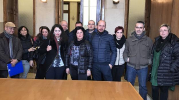 concorsisti, polizia municipale messina, viabilità, Messina, Archivio