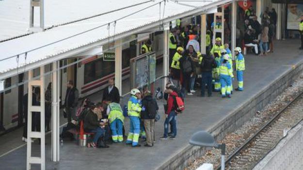 incidente ferroviario, madrid, Sicilia, Archivio