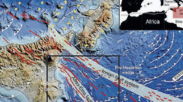 cnr, sicilia, terremoto, Sicilia, Archivio