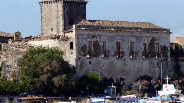 castello, giardini naxos, schisò, Messina, Sicilia, Archivio