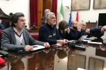 Renato Accorinti e la sua giunta